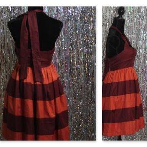 Bonjour Twelve by Twelve Los Angeles Halter Dress
